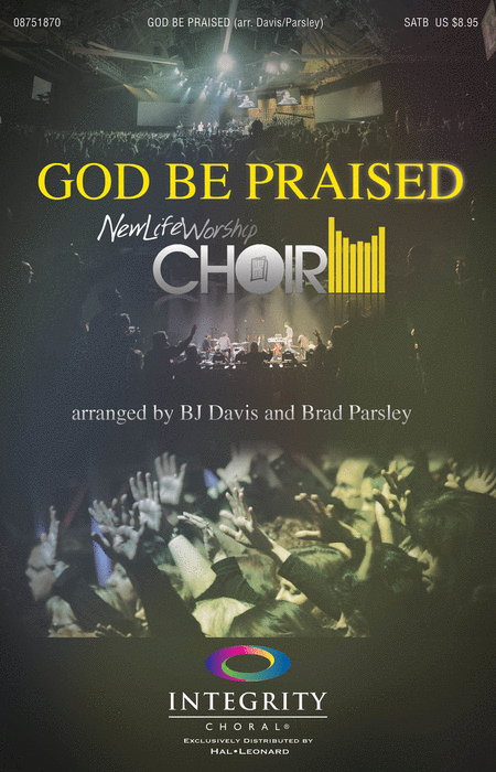 God Be Praised - Accompaniment CD