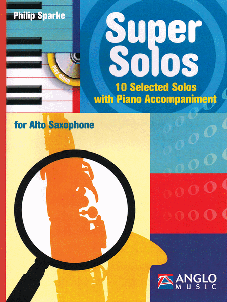 Super Solos for Alto Saxophone