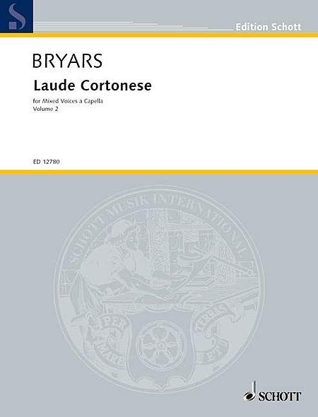 Laude Cortonese Volume 2