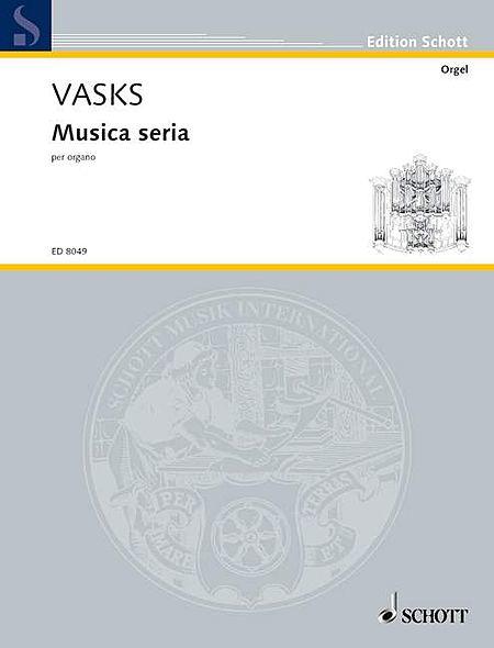 Vasks P Musica Seria