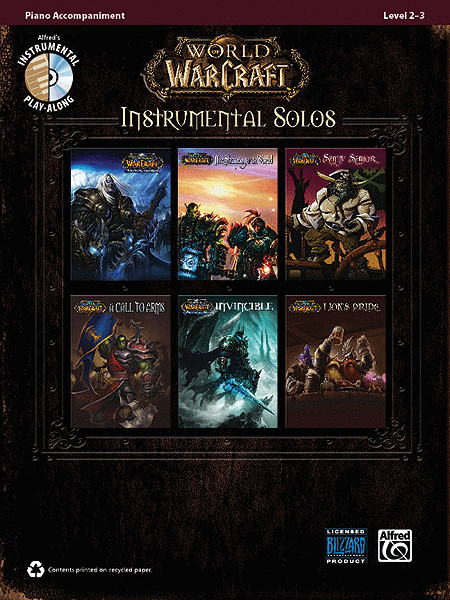 World of Warcraft Instrumental Solos