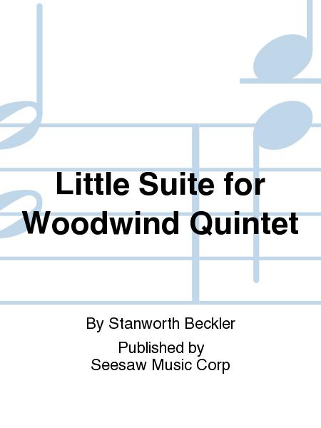 Little Suite for Woodwind Quintet