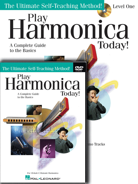 Play Harmonica Today! Beginner's Pack