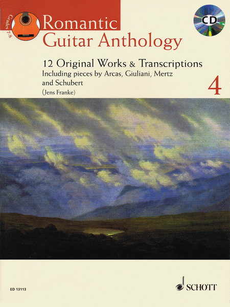 Romantic Guitar Anthology - Volume 4