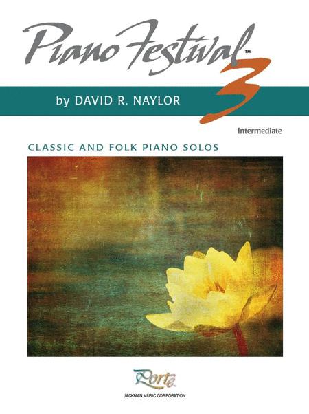 Piano Festival, Vol. 3