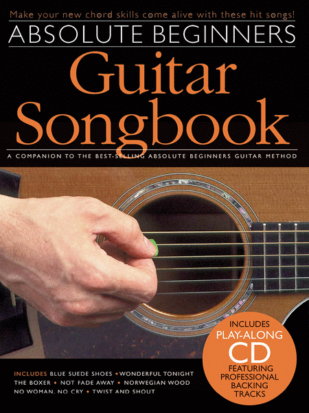 Absolute Beginners Guitar Songbook
