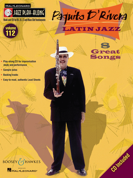Paquito D'Rivera - Latin Jazz