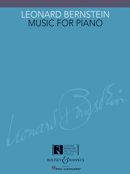 Leonard Bernstein - Music for Piano