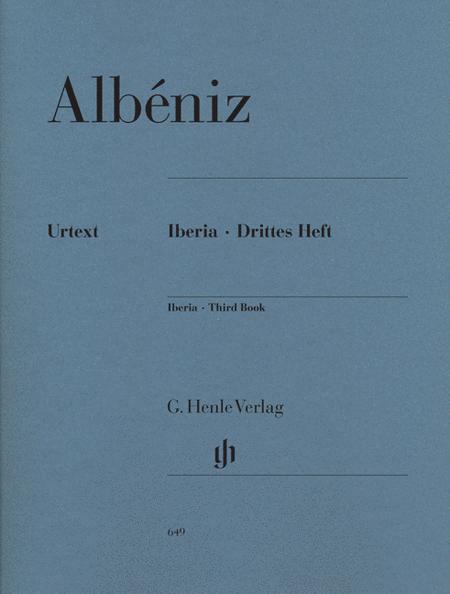 Iberia - Third Book