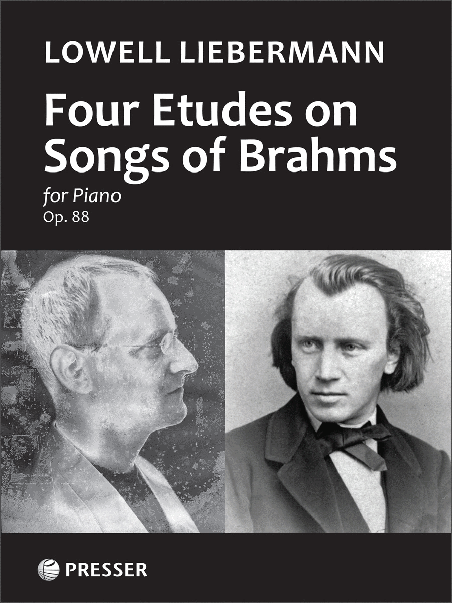 Four Etudes On Brahms Songs