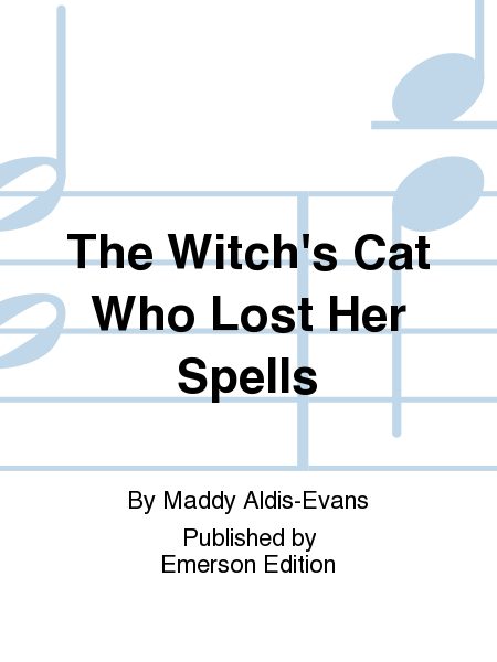 The Witch's Cat Who Lost Her Spells