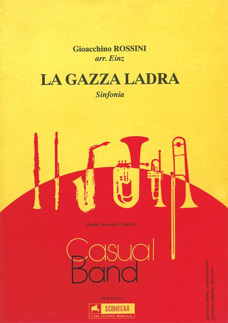 La Gazza Ladra - Overture