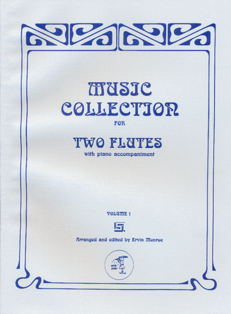 Music Collection for Two Flutes - Volume 1
