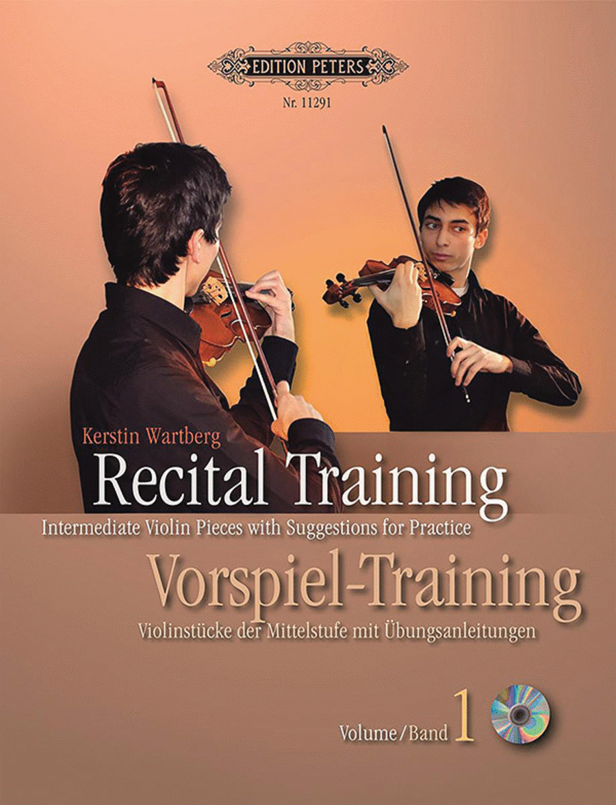 Recital Training Vol. 1