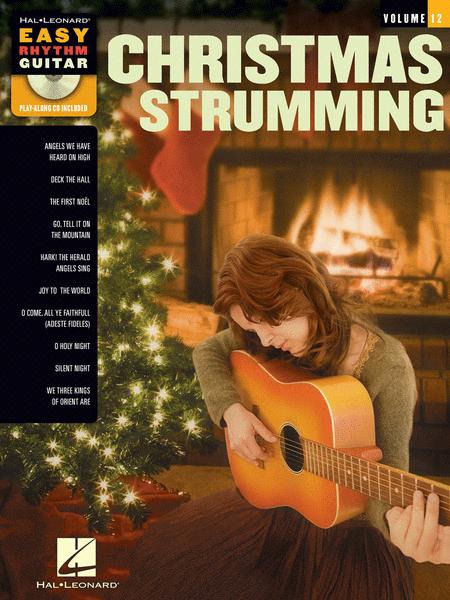 Christmas Strumming
