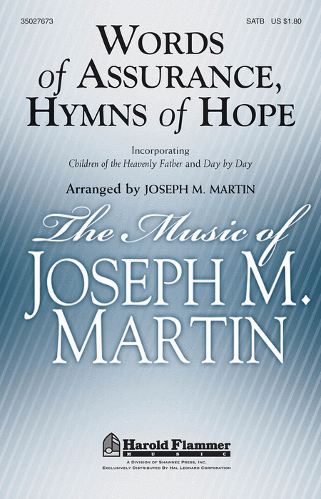 Words of Assurance, Hymns of Hope