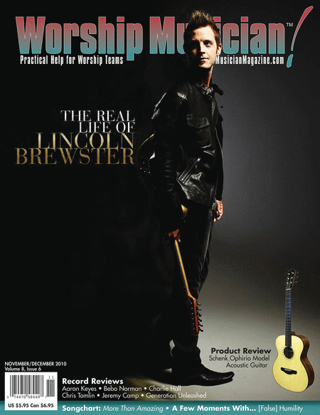 Worship Musician Magazine Nov/Dec 2010