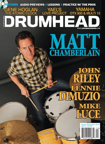 Drumhead Magazine November/December 2010 Issue