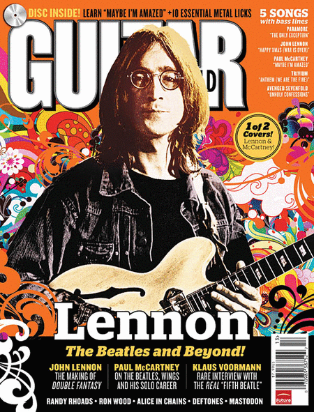 Guitar World Magazine - Holiday 2010