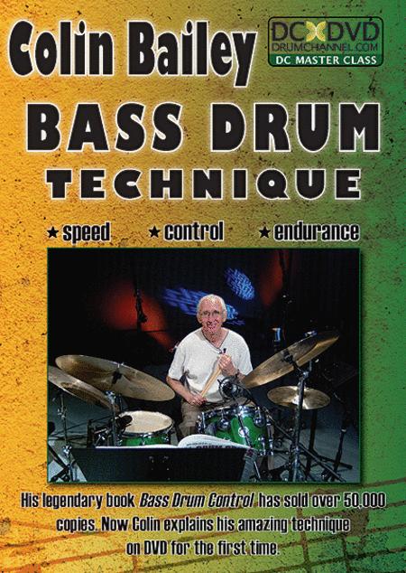 Colin Bailey: Bass Drum Technique
