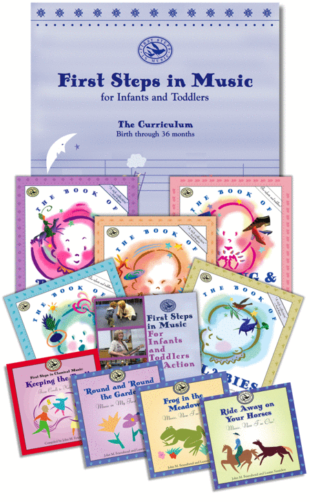 First Steps in Music: Infants and Toddlers Bundle