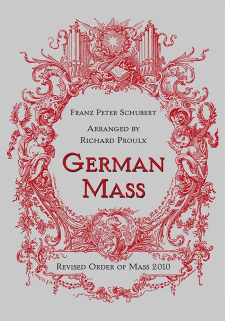 German Mass (Full Score)