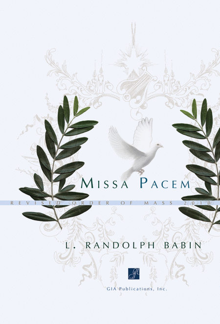 Missa Pacem - Choral / Accompaniment Edition