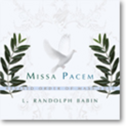 Missa Pacem - CD