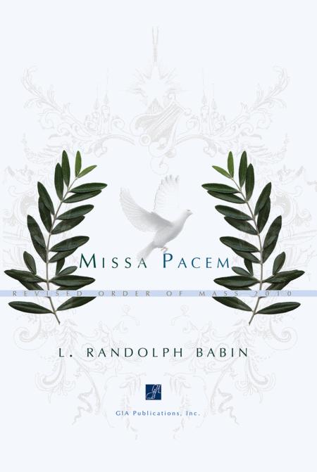 Missa Pacem - Handbell edition