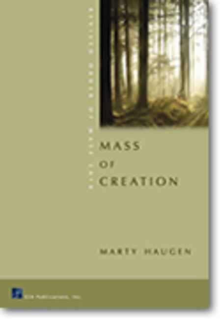 Mass of Creation - Choral / Accompaniment edition