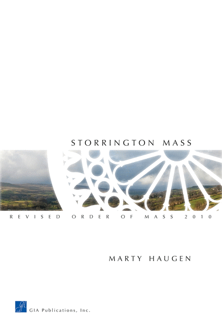 Storrington Mass - Choral / Accompaniment edition