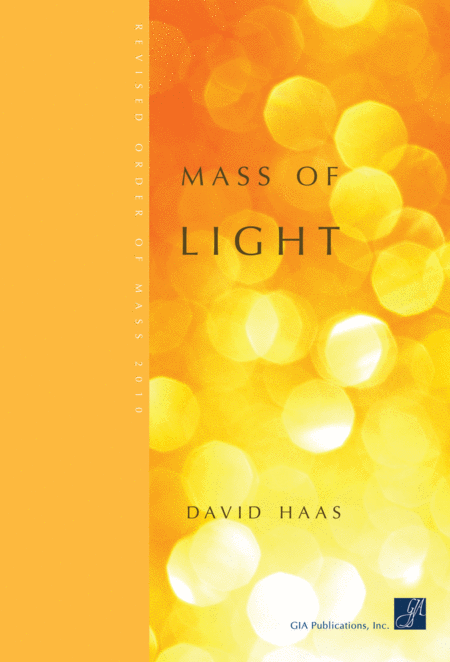 Mass of Light - Brass and Timpani edition