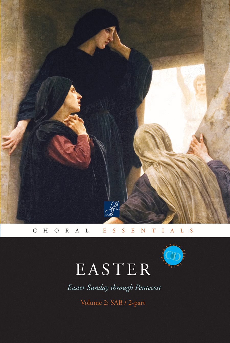 Choral Essentials: Easter - Volume 2 - Music Collection with CD