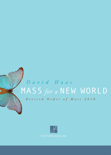 Mass for a New World - Guitar edition