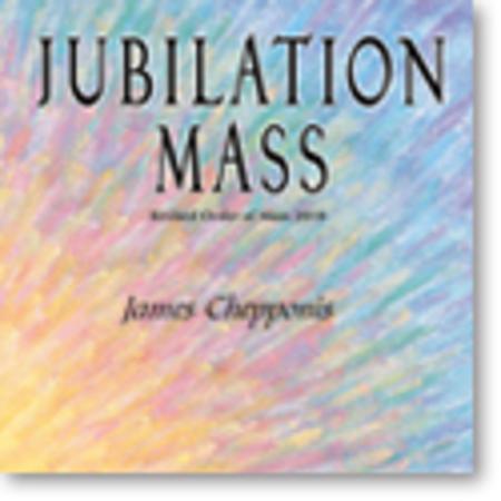 Jubilation Mass - CD