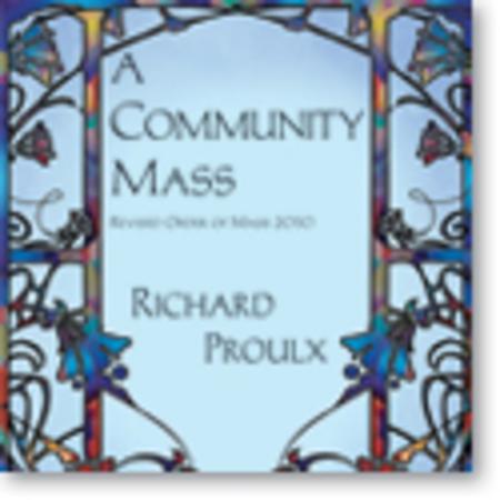 A Community Mass - CD
