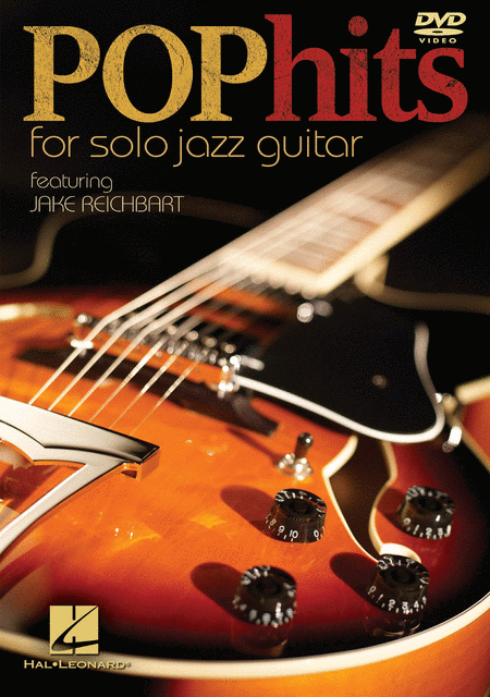 Pop Hits for Solo Jazz Guitar