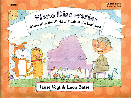 Piano Discoveries - Off - Staff Starter