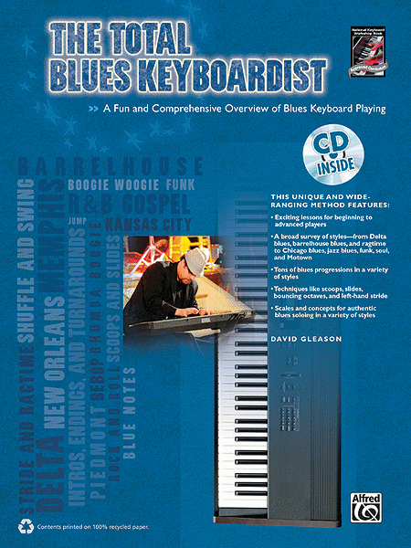 The Total Blues Keyboardist