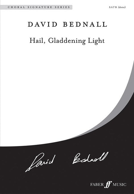 Hail, Gladdening Light