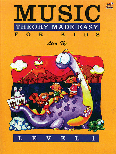 Theory Made Easy for Kids, Level 1