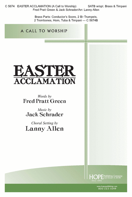 Easter Acclamation (A Call To Worship)