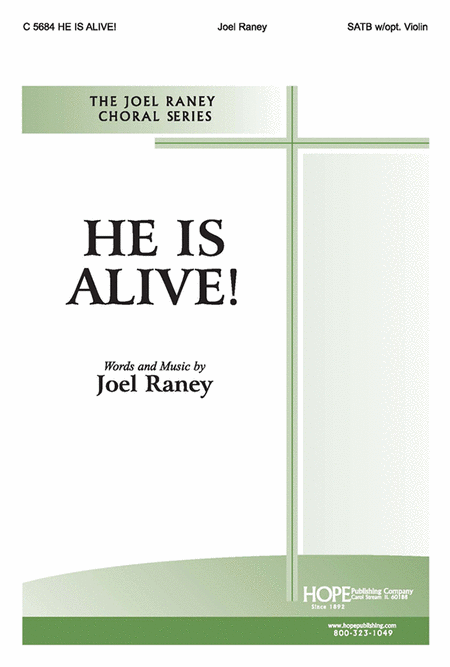 He Is Alive!