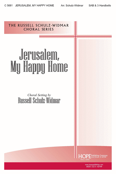Jerusalem, My Happy Home