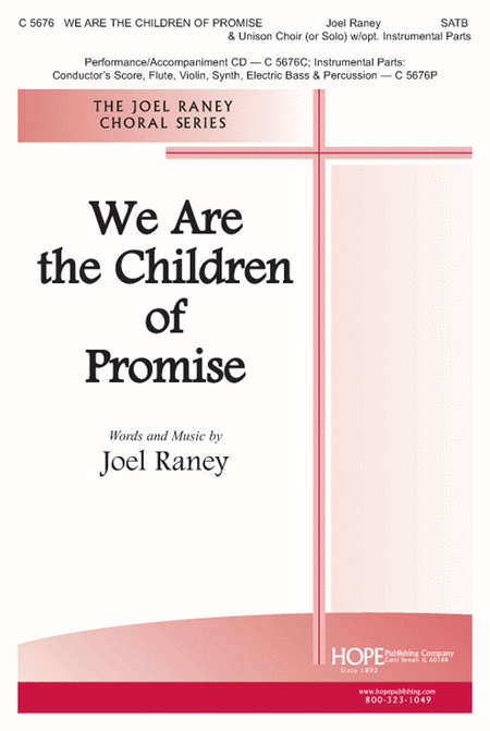 We Are The Children Of Promise