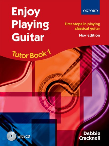 Enjoy Playing Guitar Tutor Book 1 (with CD)