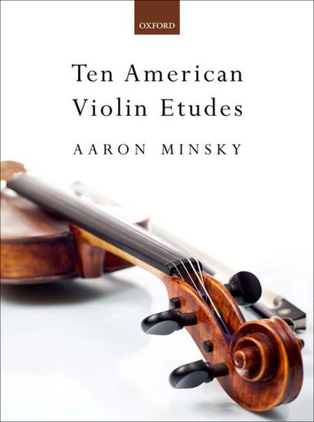 Ten American Violin Etudes