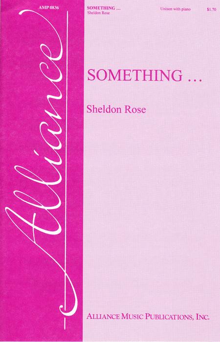 Something ...
