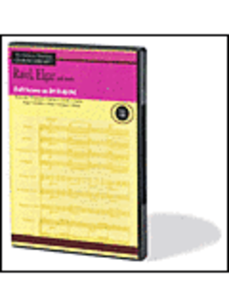 Ravel, Elgar and More - Volume 7