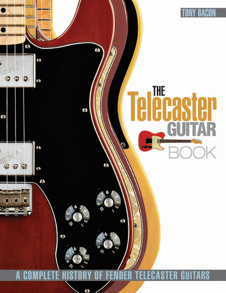 Pretty Book Cover Guitar : The telecaster guitar book sheet music by tony bacon